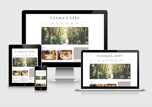 Vanilla City